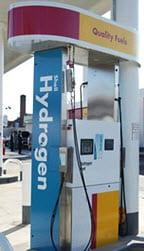 Hydrogen Fueling Station Pump