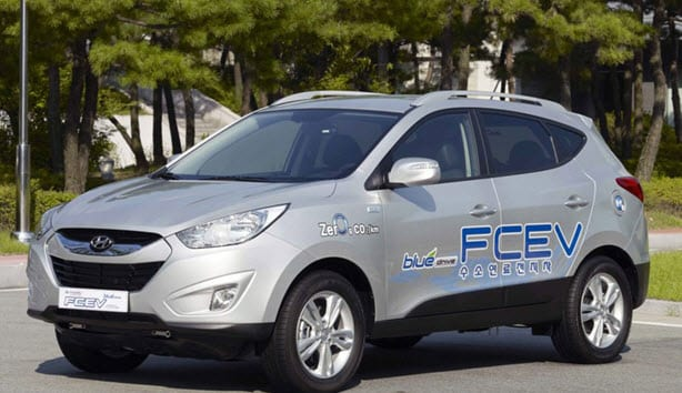 Hyundai highlights need for hydrogen infrastructure following last month's cross-country tour