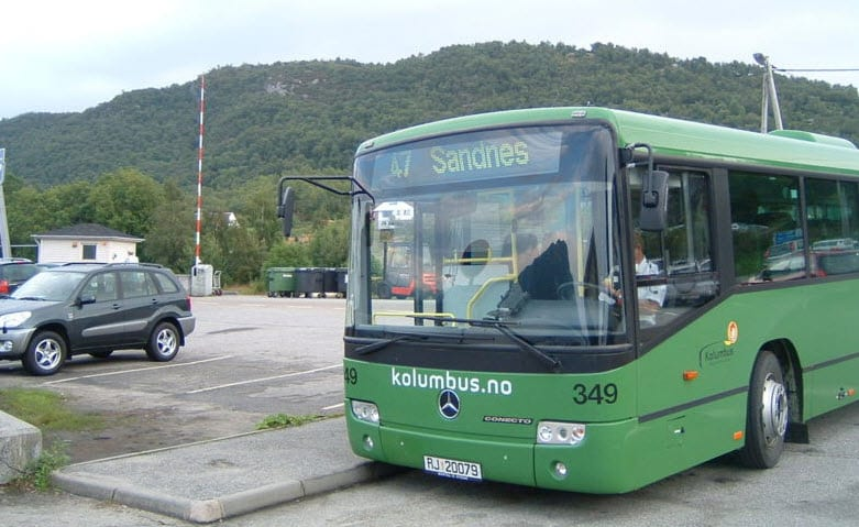 Norway Kolumbus Transportation System