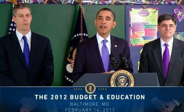 Obama 2012 Budget Release