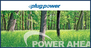 Plug Power - Hydrogen Fuel