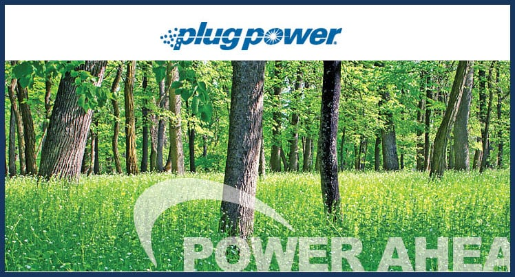 Plug Power - Hydrogen Fuel Cells