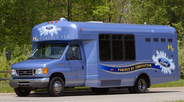 Ford H2 Shuttle Buses Are a Big Hit