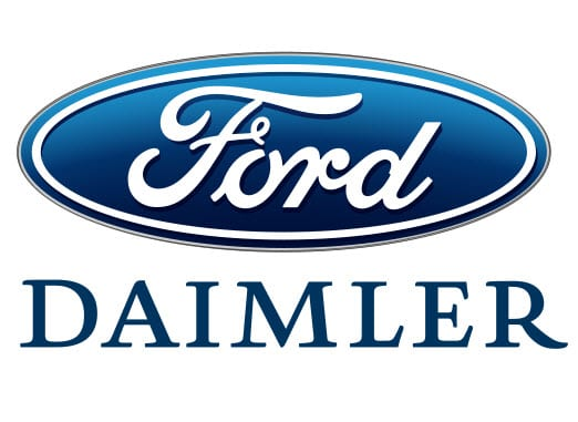 Ford and Daimler Hydrogen Fuel Car Production