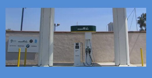 Hydrogen fuel - California Hydrogen Highway Refueling Station