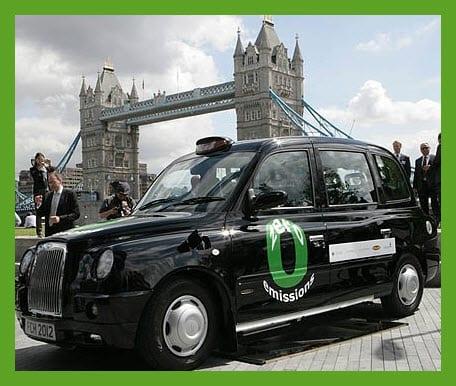 Hydrogen London Black Cabs