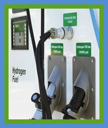 Gas and oil companies looking to aid automakers in establishing hydrogen fuel infrastructure