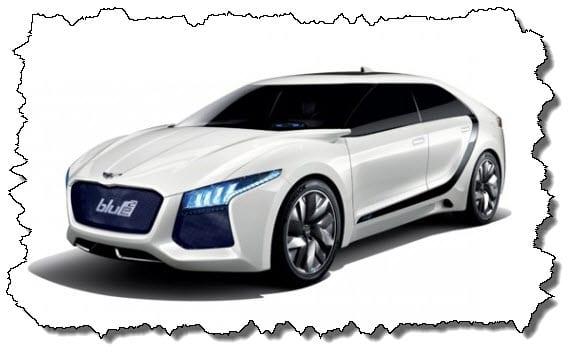 Hyundai's Blue2
