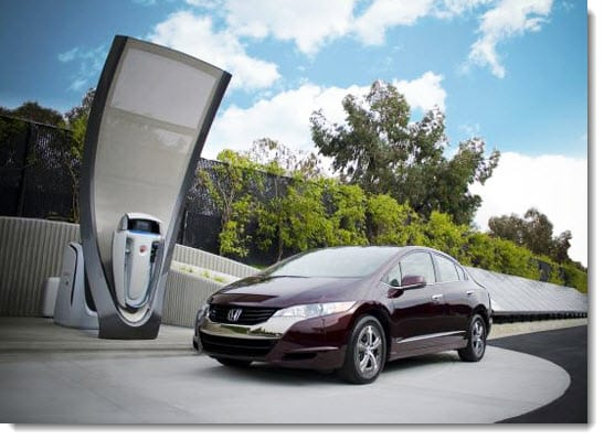 New California hydrogen fueling station prompts question of demand for 2015