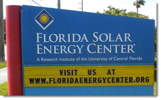 Florida Solar Energy Center Hydrogen Sprint