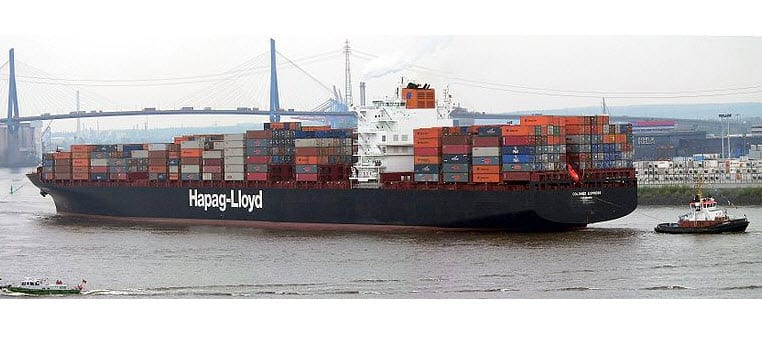 Hydrogen fuel cells becoming popular in shipping industry