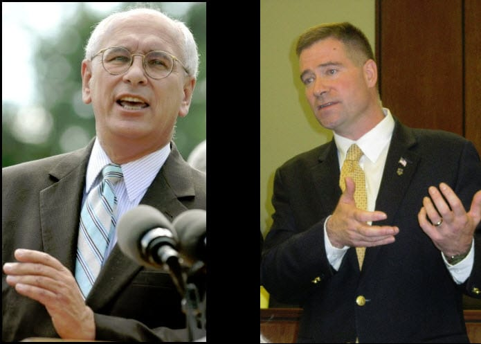 Paul Tonko and Chris Gibson