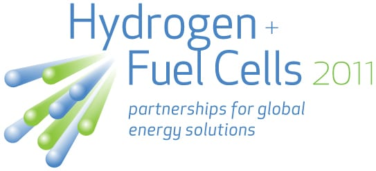 Hydrogen and Fuel Cell 2011 conference