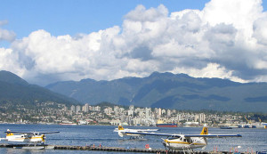 Geothermal energy project - Vancouver