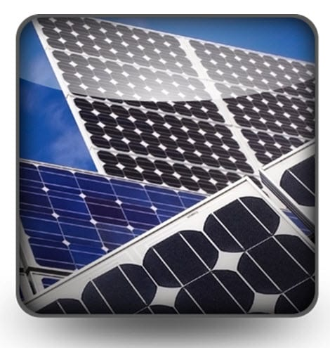 Solar Panels Hydrogen Fuel Cell