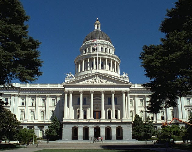 California Alternative Fuel Legislation