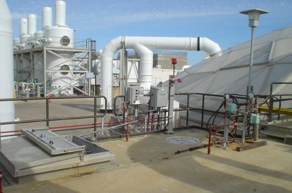 California converts a sewage processing facility into a hydrogen fuel station