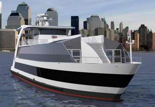 Connecticut builds one of the nation's first hydrogen-powered ferry boats