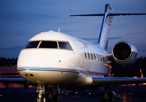 Hydrogen Fuel Powered Airplanes