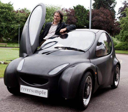 Riversimple - Fuel Cell Vehicles