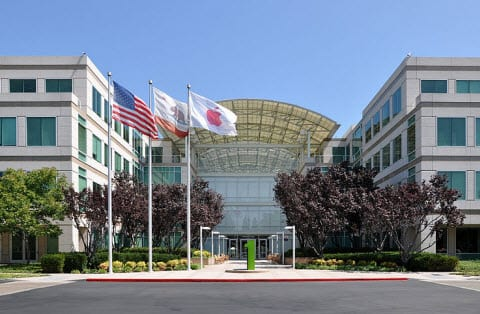 Apple targets hydrogen for future mobile energy projects