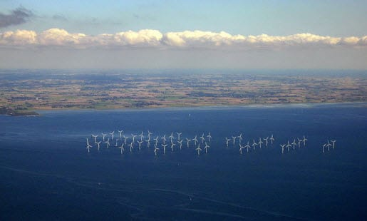 Offshore wind energy making progress in the UK