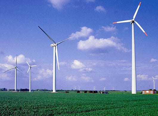 Wind Energy - Wind Farms
