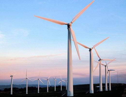 Wind energy sees rapid growth in the U.S., according to Department of Energy