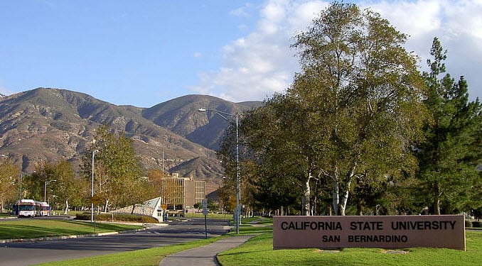 California State University at San Bernardino