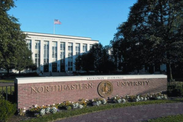 Northeastern University in Massachusetts