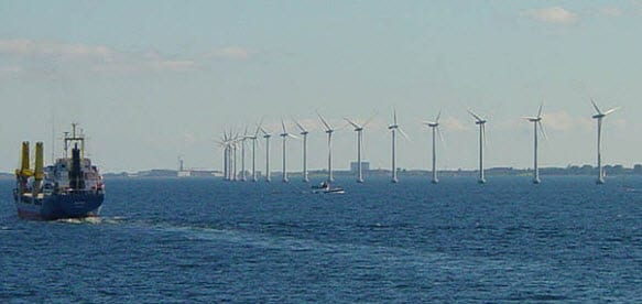 Offshore wind energy problems may be solved through new approach on storage