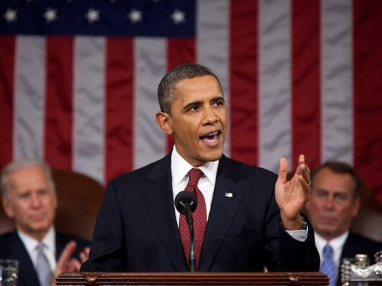 "President Obama introduces ""all of the above"" energy plan during State of the Union address"
