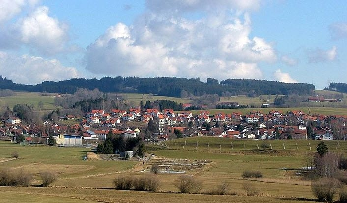 German village reaches 100% energy sustainability. Funnels excess electricity to German energy grid