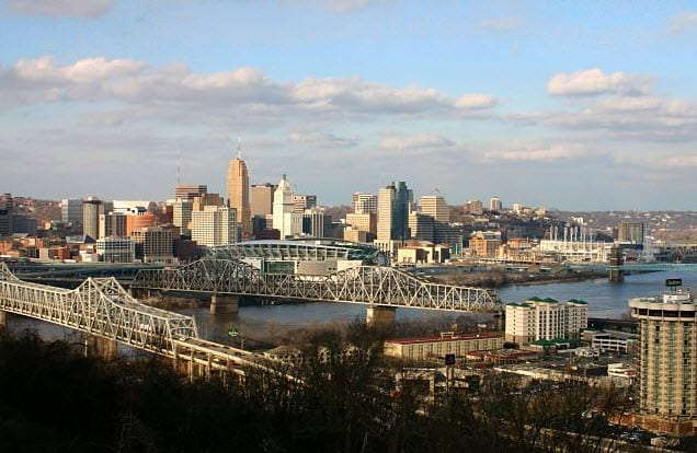 Cincinnati launches ambitious plan to be wholly energy independent this year