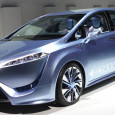 Toyota is embarking on a tour of the world with its new hydrogen-powered concept car, the FCV-R. The tour will launch next month in Europe, where the FCV-R will stop...