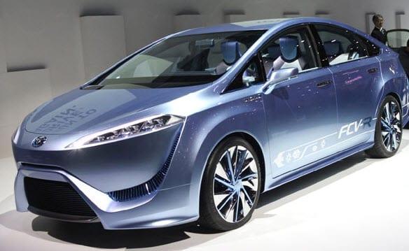 FCV-R Toyota