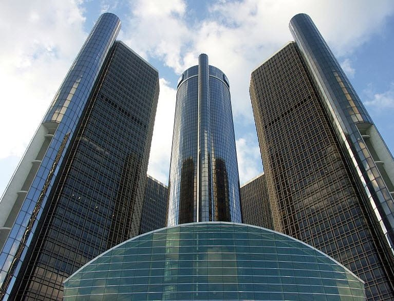 General Motors to break ties with the oil industry