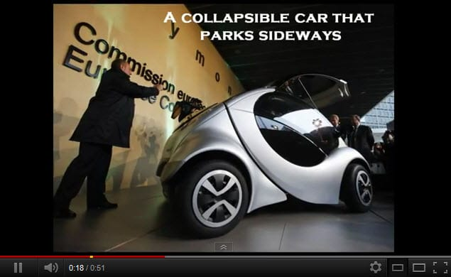 MIT researchers believe ambition electric vehicle project Hiriko will be ready for production in 2013 1