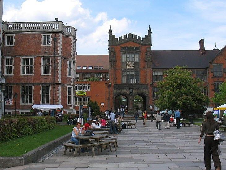 Newcastle University in the United Kingdom