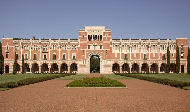 Rice University - Nanotechnology Research