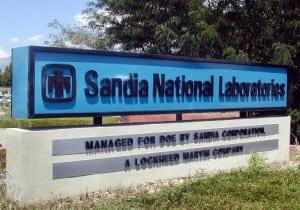 Sandia National Laboratory - Hydrogen Fuel