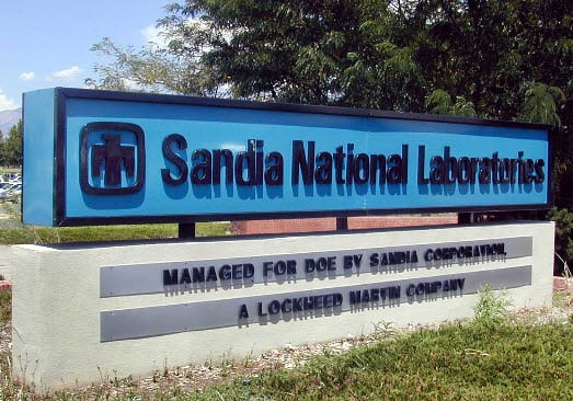 Sandia National Laboratory - Hydrogen Fuel