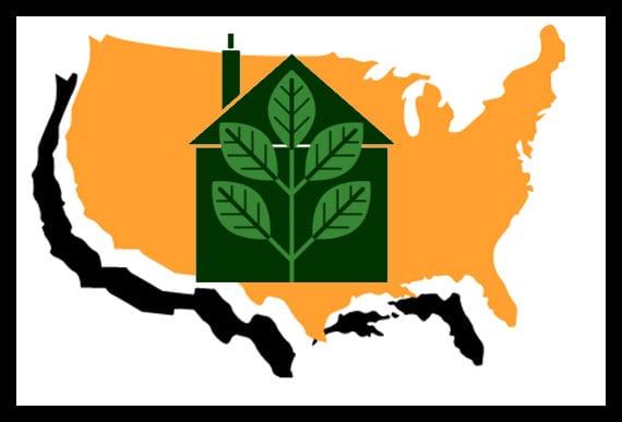 Energy Infrastructure Update shows progress of alternative energy in US
