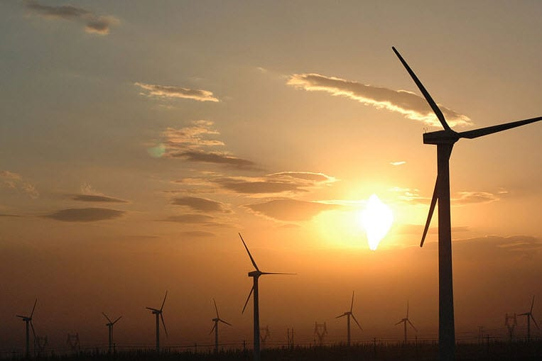 Wind energy may benefit from man-made wind