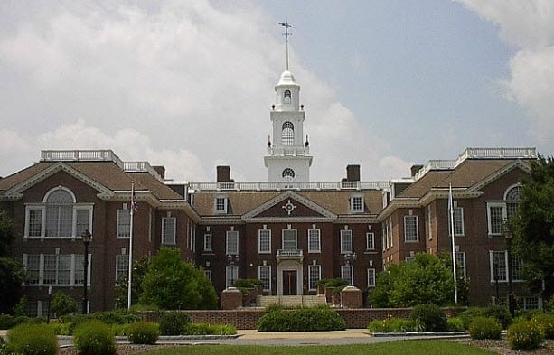 Delaware State Capitol