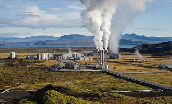 Geothermal Energy - Power Plant