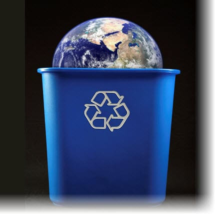 Waste may be a significant problem in the near future
