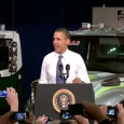 Continuing his push to promote alternative energy, President Obama hosted a speech at a Daimler manufacturing factory in North Carolina. Over the past few weeks, Obama has been drawing attention...
