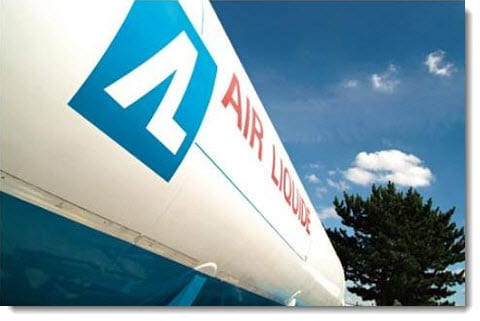 Air Liquide - Hydrogen Fuel Stations