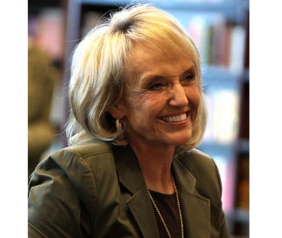 Governor-Jan-Brewer-Arizona-solar-energy
